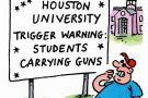 The week in higher education cartoon (3 March 2016)