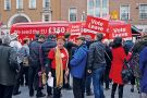 Campaigners for the Vote Leave movement