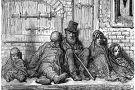 Victorian homeless