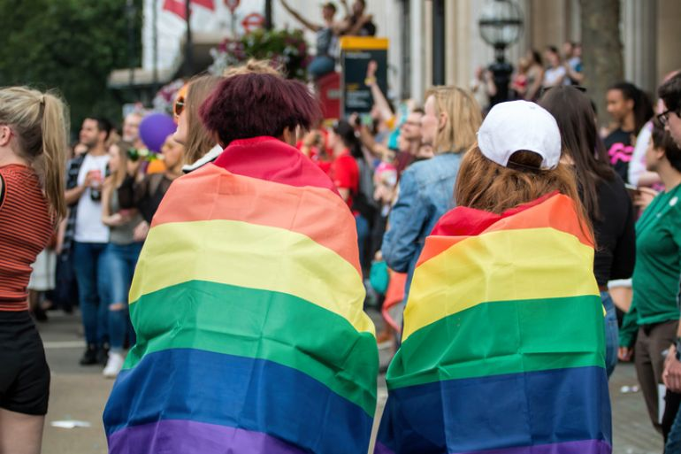 Gay pride, march, equality, lgbt