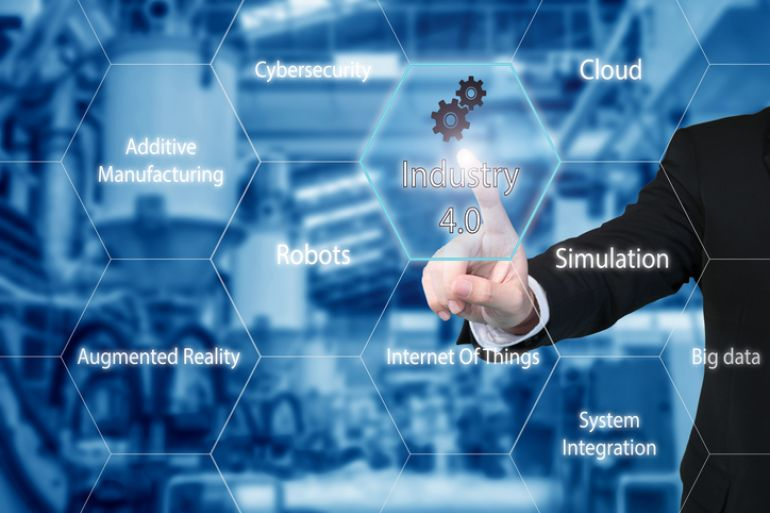 Fourth industrial revolution, industry 4.0