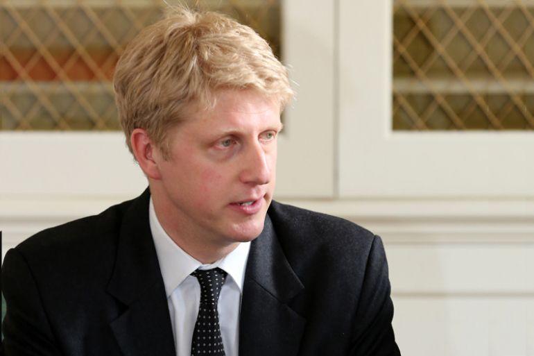 Jo Johnson, minister