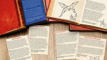 Academic books and notes