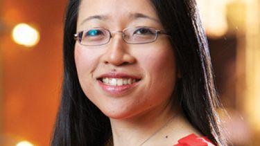 Author Eugenia Cheng