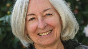 Author Jane Tylus