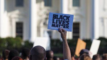 Black Lives Matter protestors, White House, Washington D.C.