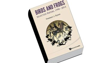 Book review: Birds and Frogs: Selected Papers, 1990-2014, by Freeman J. Dyson