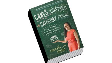 Book review: Cakes, Custard and Category Theory: Easy Recipes for Understanding Complex Maths, by Eugenia Cheng
