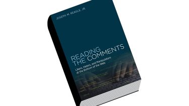 Book review: Reading the Comments, by Joseph M. Reagle Jr