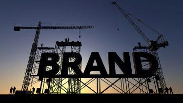 Brand sign