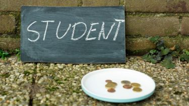 Students' financial misery
