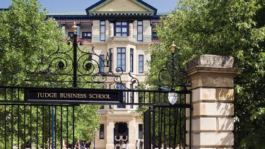 University of Cambridge Business School