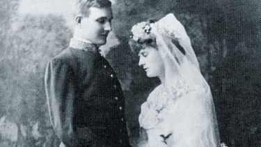 Casimir and Constance Markievicz portrait