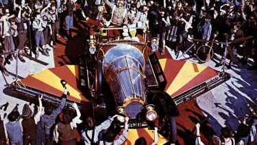 Caractacus Potts' soaraway vehicle
