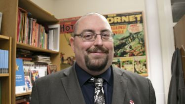 Chris Morgan, University of Dundee