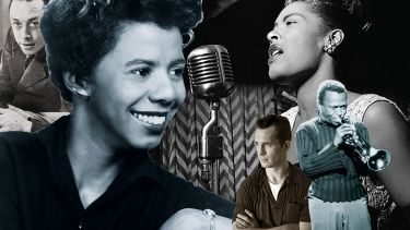 Albert Camus, Jack Kerouac, Miles Davis, Billie Holiday and Lorraine Hansberry