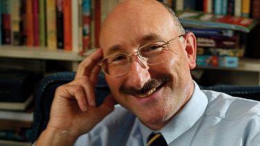 David Cesarani portrait