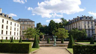 ecole polytechnique jardin de l'ancienne