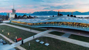 École Polytechnique Fédérale de Lausanne campus