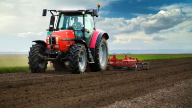 farm, tractor