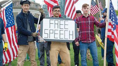 Free Speech sign being upheld in Boston