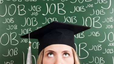Graduate thinking about job