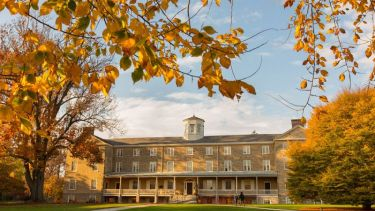 Top liberal arts colleges in the United States