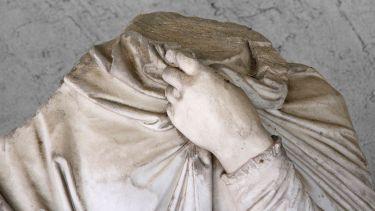 Headless statue, Frankfurt, Germany