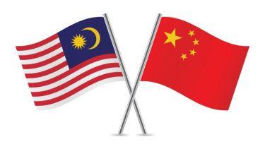 China and Malaysia