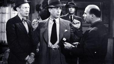 Humphrey Bogart as Philip Marlowe in The Big Sleep, 1946
