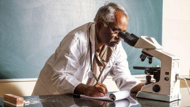 Indian science professor