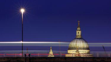 London, Waterloo Bridge,