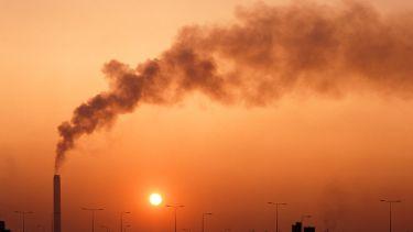global warming, climate change, smoke, industry