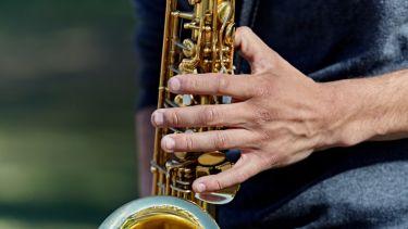 Music, saxophone