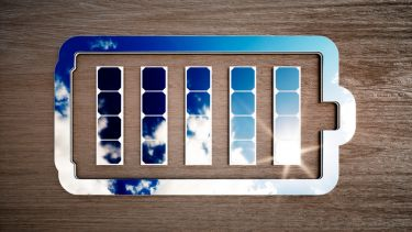Solar cells in battery shape