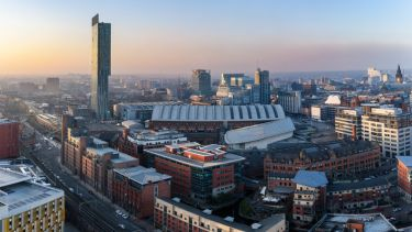 Manchester, city