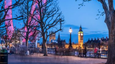 Why I love studying in London