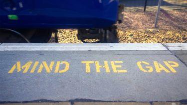Mind the gap, deficit