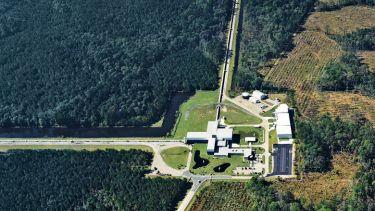Laser Interferometer Gravitational-wave Observatory (Ligo), Livingston, Louisiana