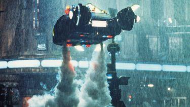 An image from Blade Runner