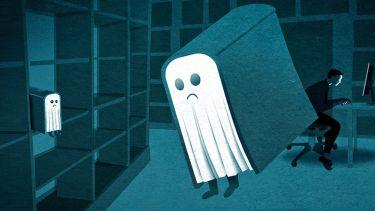 Illustration: Lonely books