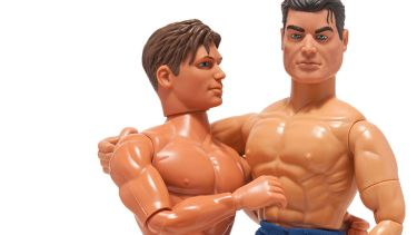 Male action figures