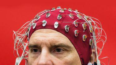 Neuroscience brain cap