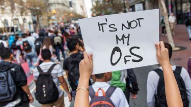Not my OfS sign
