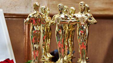 Oscars statuettes for Academy Awards