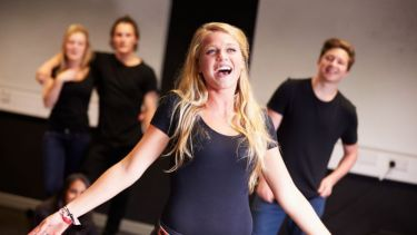 Performing arts, drama, acting