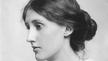 Photograph of Virginia Woolf