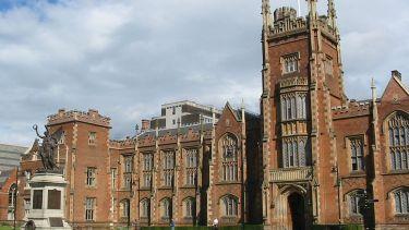 Queen's University Belfast campus building