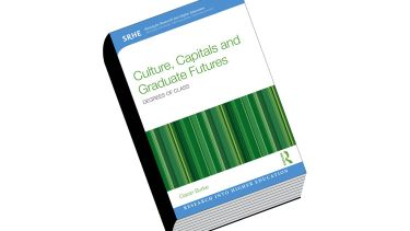 Review: Culture, Capitals and Graduate Futures, by Ciaran Burke