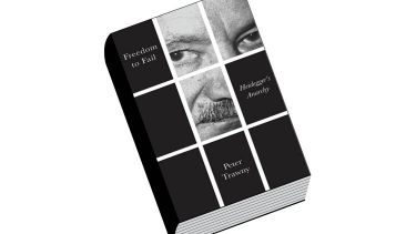 Review: Freedom to Fail: Heidegger's Anarchy, by Peter Trawny